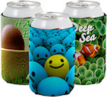 Full Color Neoprene Can Coolies